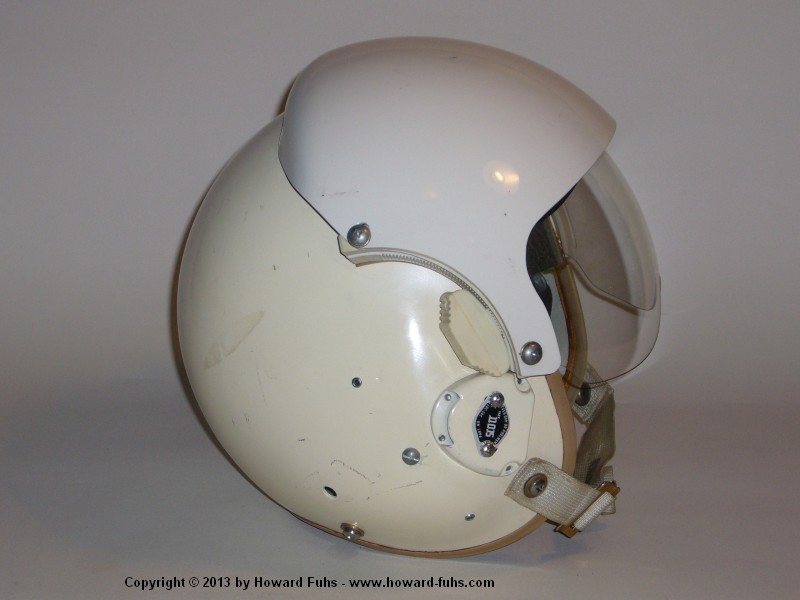 Flight Equipment - Gentex HGU-26/P flight helmet with double